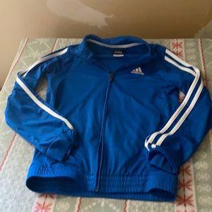Adidas Zip up Top sz. S-8